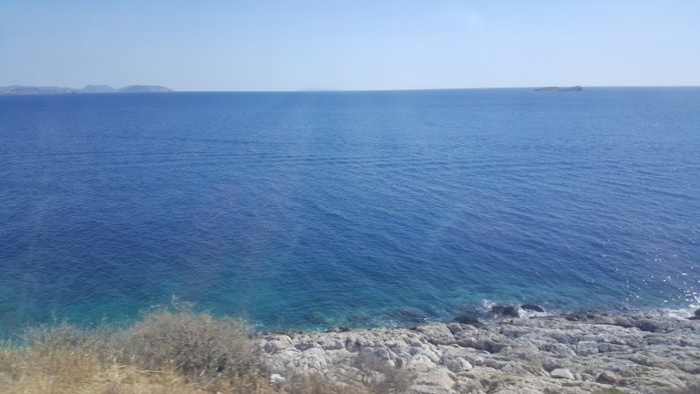 view from bus 2